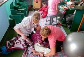 Physiotherapie - Praktikum im Ausland : Nepal
