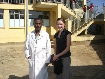 Physiotherapie-Praktikum Äthiopien