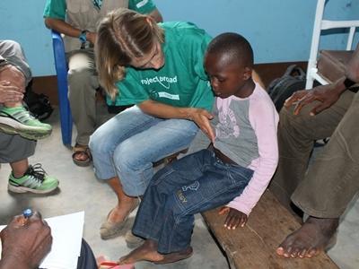 Physiotherapie-Praktikum Togo