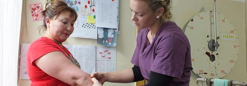 Physiotherapie – Praktikum im Ausland