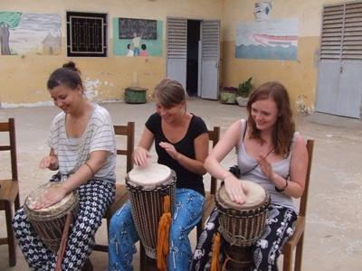 Musik-Projekt Senegal