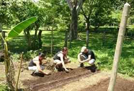 Projekte in Mittelamerika - Costa Rica : Naturschutz