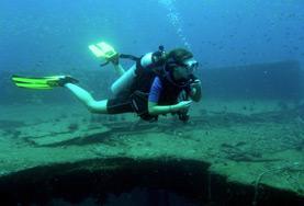 Im Naturschutz - Projekt in Thailand tauchst du während deines Freiwilligendienstes in den Korallenriffen vor der Küste und betreibst Meeresschutz und Studien.