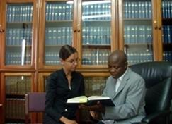 Projekte in Afrika - Ghana : Jura
