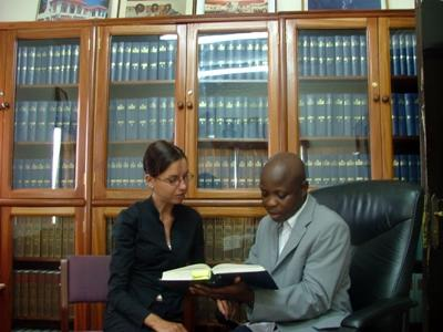 Jura Praktikum in Ghana