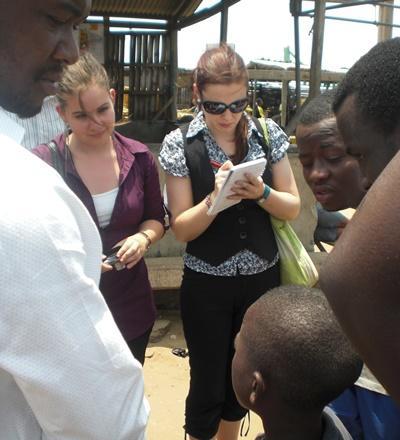 Menschenrechte und Jura in Ghana