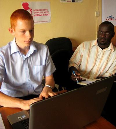 Menschenrechts-Projekt in Ghana