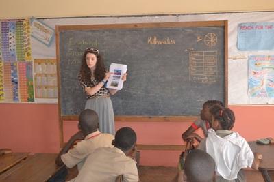 Workshop zum Thema Menschenrechte auf Jamaika