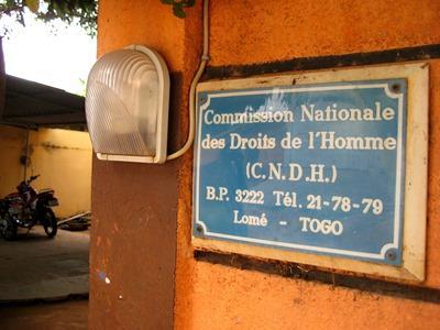 Menschenrechts-Praktikum Togo