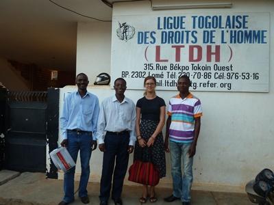 Menschenrechts-Projekt in Togo