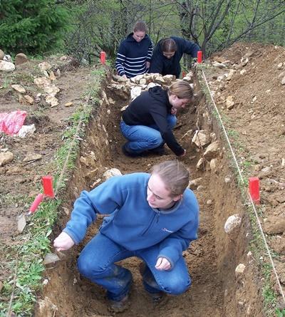 Klassische / Mittelalterliche Archäologie in Rumänien