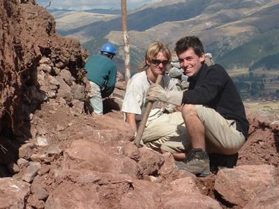 Inka - Projekt in Peru