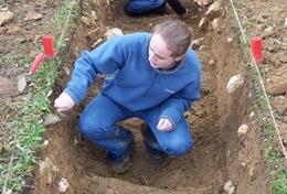 Projekte in Osteuropa - Rumänien : Schulferien - Specials - Archäologie