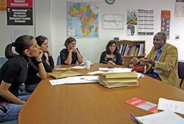 Projekte in Afrika - Südafrika : Schulferien - Specials - Jura & Menschenrechte