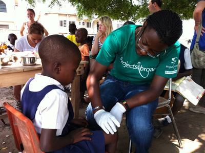 Medizin - Praktikum in Ghana