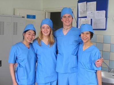 Medizin - Praktikum in der Mongolei