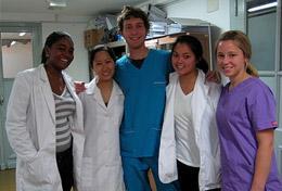 Projekte in Lateinamerika - Argentinien : Schulferien - Specials - Medizin & Pflege