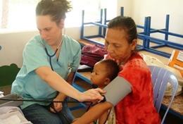 Projekte in Asien - Kambodscha : Schulferien - Specials - Medizin & Pflege