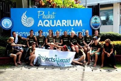 Natur - und Umweltschutz in Thailand