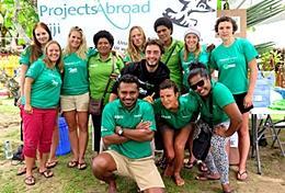 Projekte in der Südsee: die Fidschi - Inseln : Schulferien - Specials - Naturschutz