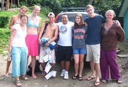 Projekte in Mittelamerika - Costa Rica : Schulferien - Specials - Sozialarbeit