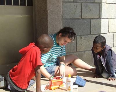 Sozialarbeit & Community Work in Äthiopien