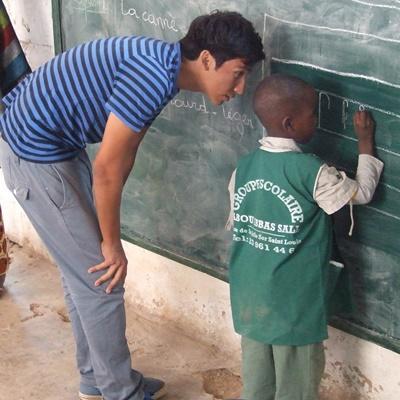Sozialarbeit & Community Work im Senegal