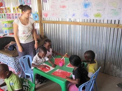 Sozialarbeit & Community Work in Südafrika