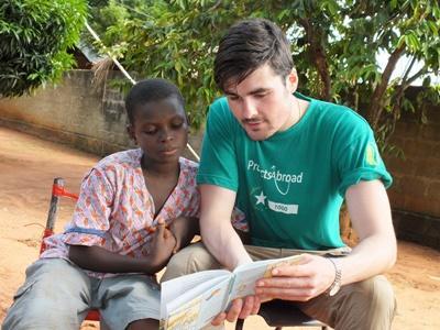Im Schulferien – Special in Togo lernst du Französisch und kannst es sofort vor Ort anwenden