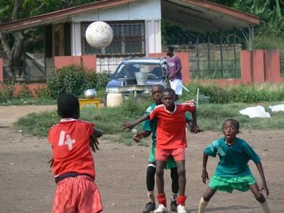 Fußball in Ghana