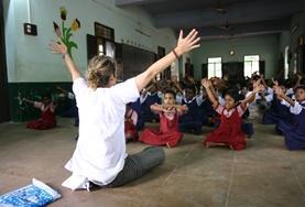 Sozialarbeit als Freiwilligendienst oder Praktikum im Ausland : Indien