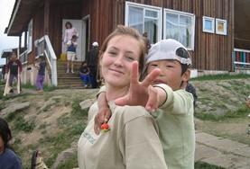 Praktikum im Ausland - die Mongolei : Sozialarbeit