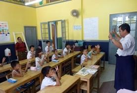 Projekte in Asien - Myanmar : Sozialarbeit
