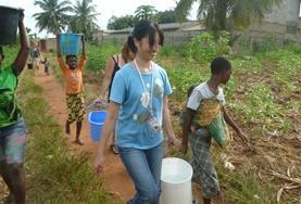 Sozialarbeit als Freiwilligendienst oder Praktikum im Ausland : Togo