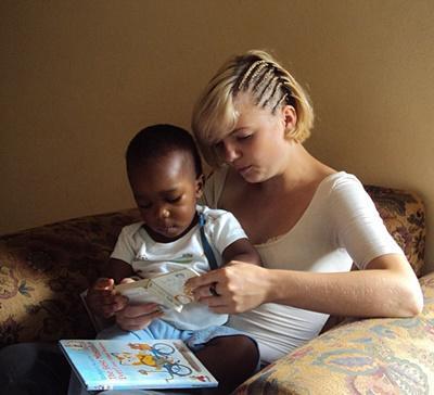 Freiwilligenarbeit mit Kindern auf Jamaika