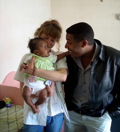 Freiwilligenarbeit mit Kindern in Äthiopien
