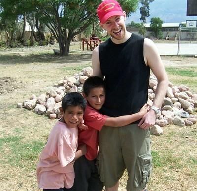 Freiwilligenarbeit mit Kindern in Bolivien
