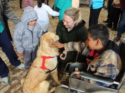 Bolivien Hundetherapie