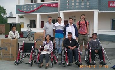 Sozialarbeit mit Kindern in China