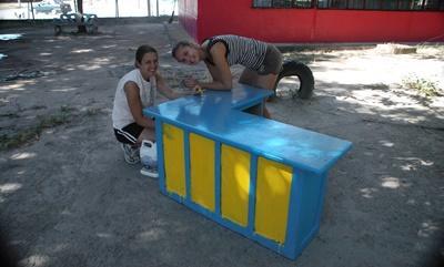 Sozialarbeit mit Kindern in Costa Rica