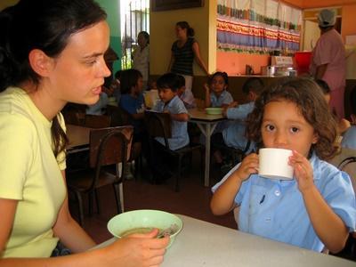 Freiwilligenarbeit mit Kindern in Costa Rica