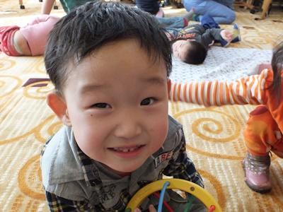 Freiwilligenarbeit mit Kindern in der Mongolei