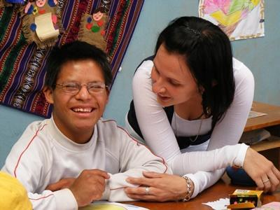 Freiwilligenarbeit: Sozialarbeit in Peru