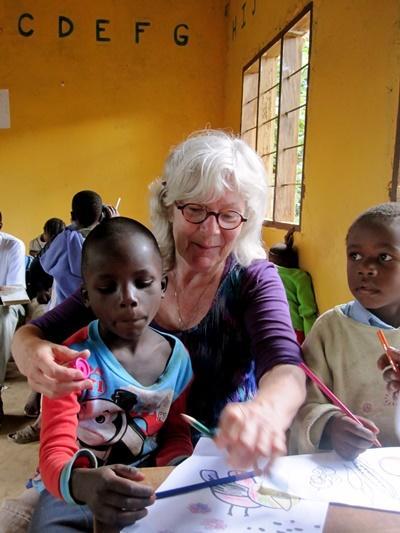 Sozialarbeit mit Kindern in Tansania