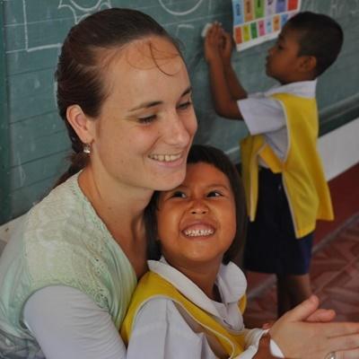 Freiwilligenarbeit im Sozialarbeits – Projekt in Thailand
