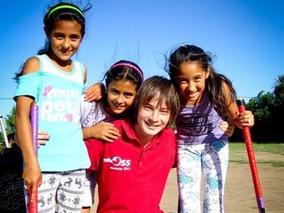 Sport unterrichten in Argentinien