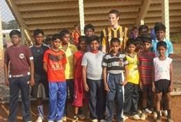 Projekte in Asien - Indien : Sport - Praktikum