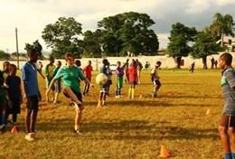Projekt in der Karibik - Jamaika : Sport - Praktikum
