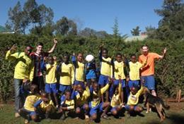 Auslandspraktikum Sport : Kenia