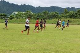 Auslandspraktikum Sport : Samoa